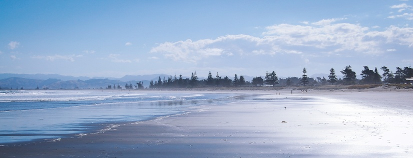 Midland beach, Gisborne
