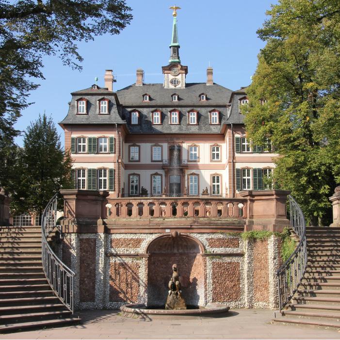 Bolongaropalast, Frankfurt, Germany