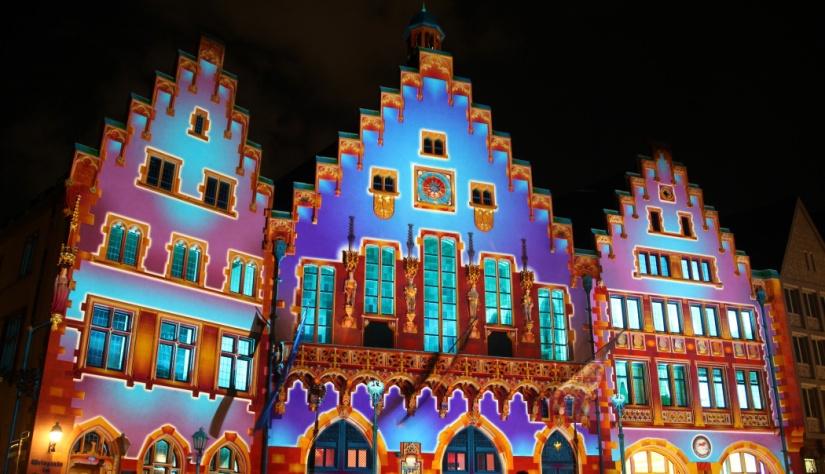 Franfurt lightshow