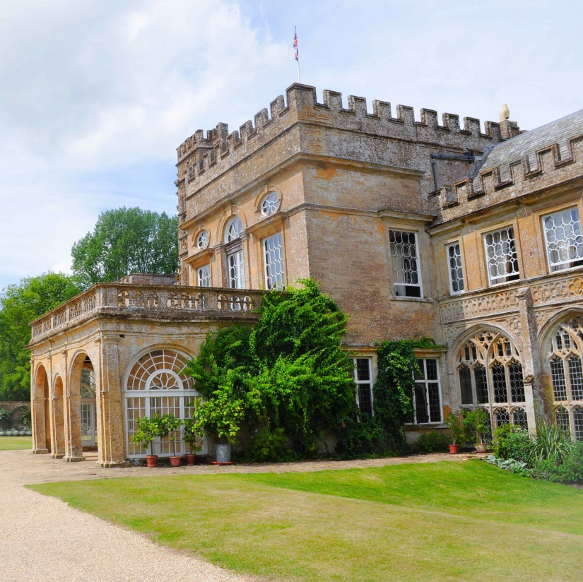 Forde Abbey House and Gardens in Chard