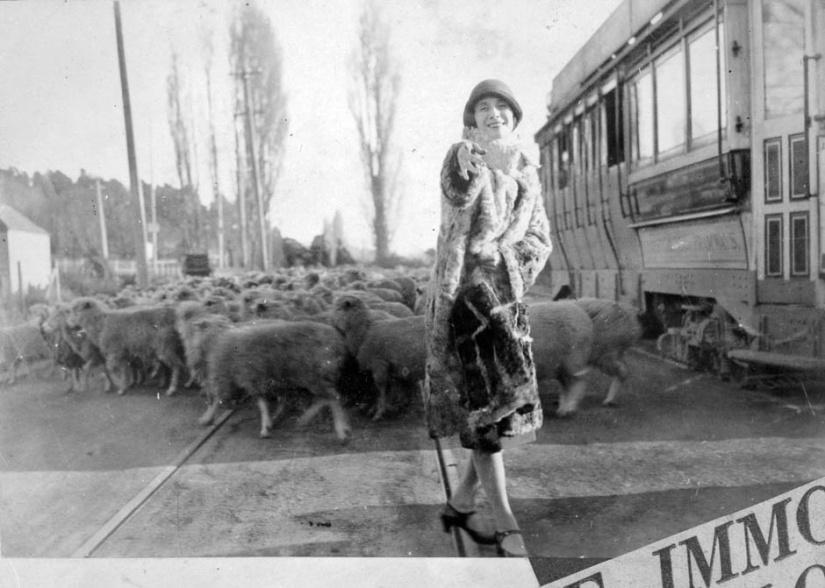 Anna Pavlova NZ history achives