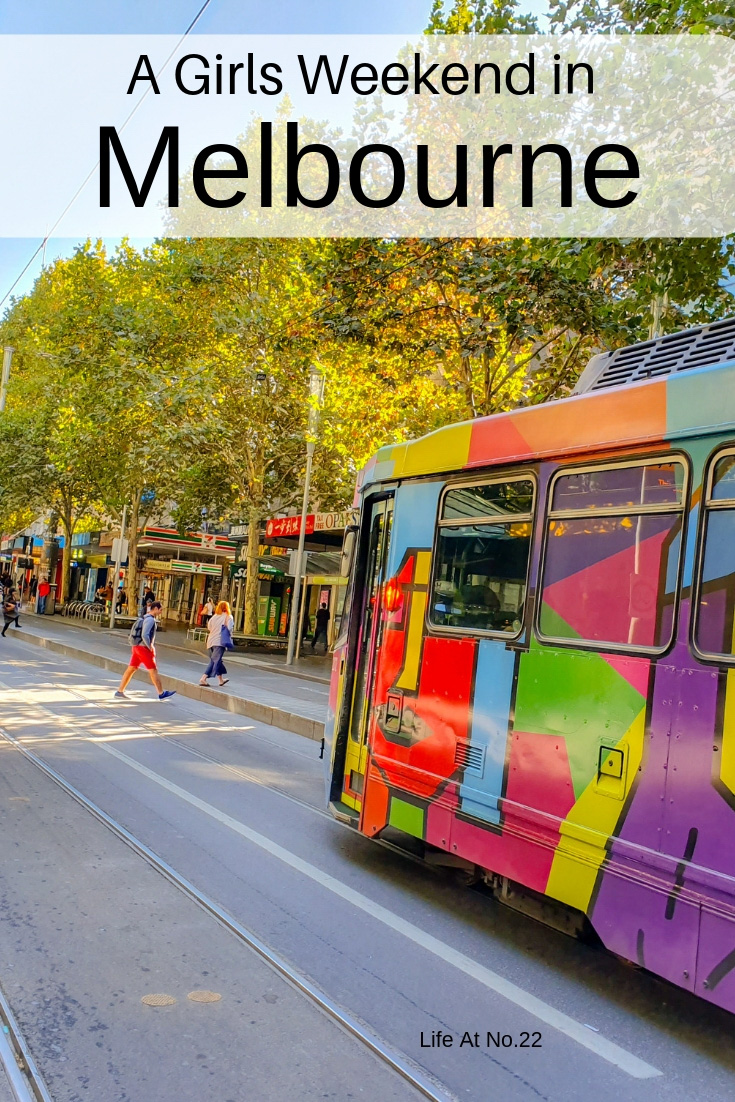 A Girls Weekend in Melbourne