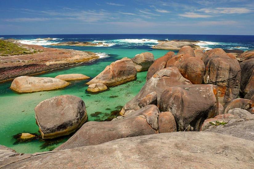 Elephant Rocks, Western Australia