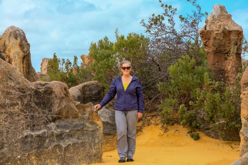 Pinnacles Western Australia and Me