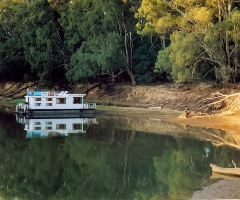 Riverboat on Murray River, Echuca