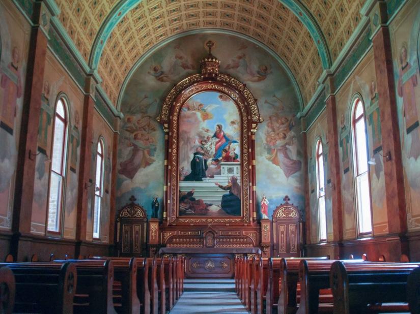 St Ildephonsus Chapel, New Norcia, Western Australia
