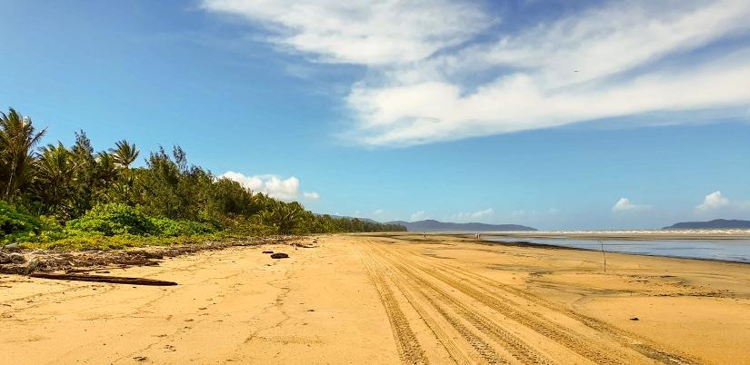 Wongo Beach