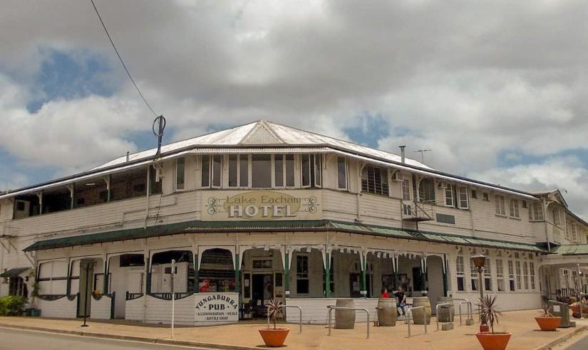 Yungaburra Pub