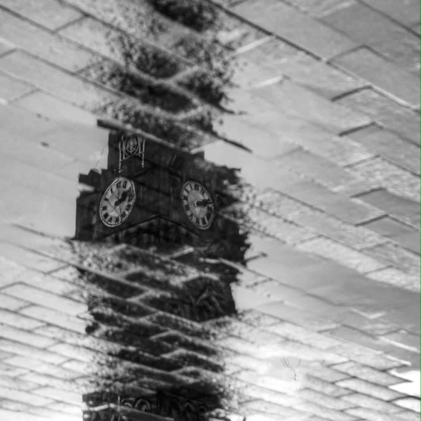Clock tower in the UK_edited