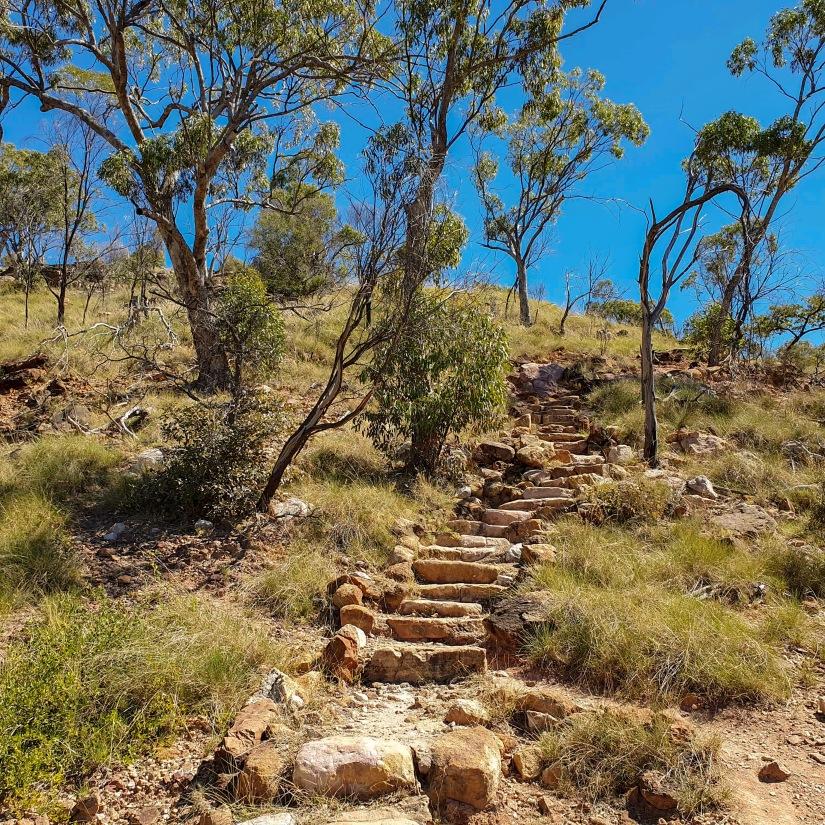 The Flintstone Steps