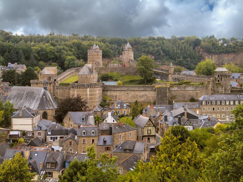 Fougères township