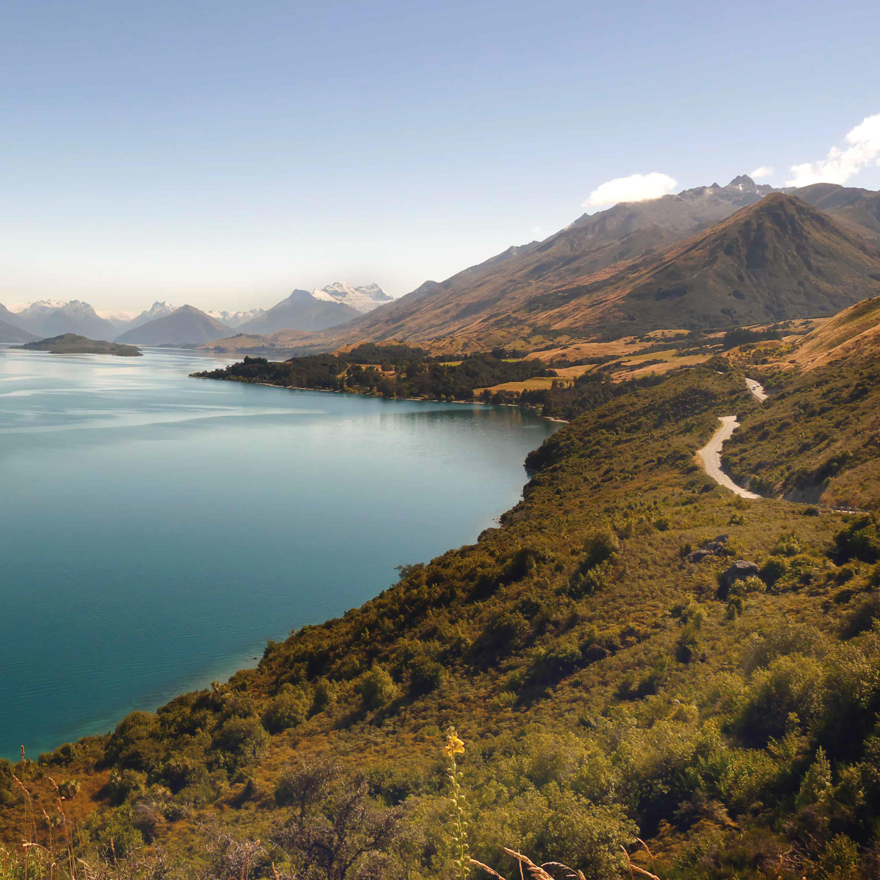 Lake Wakatipu - Glenorchy Road_edited