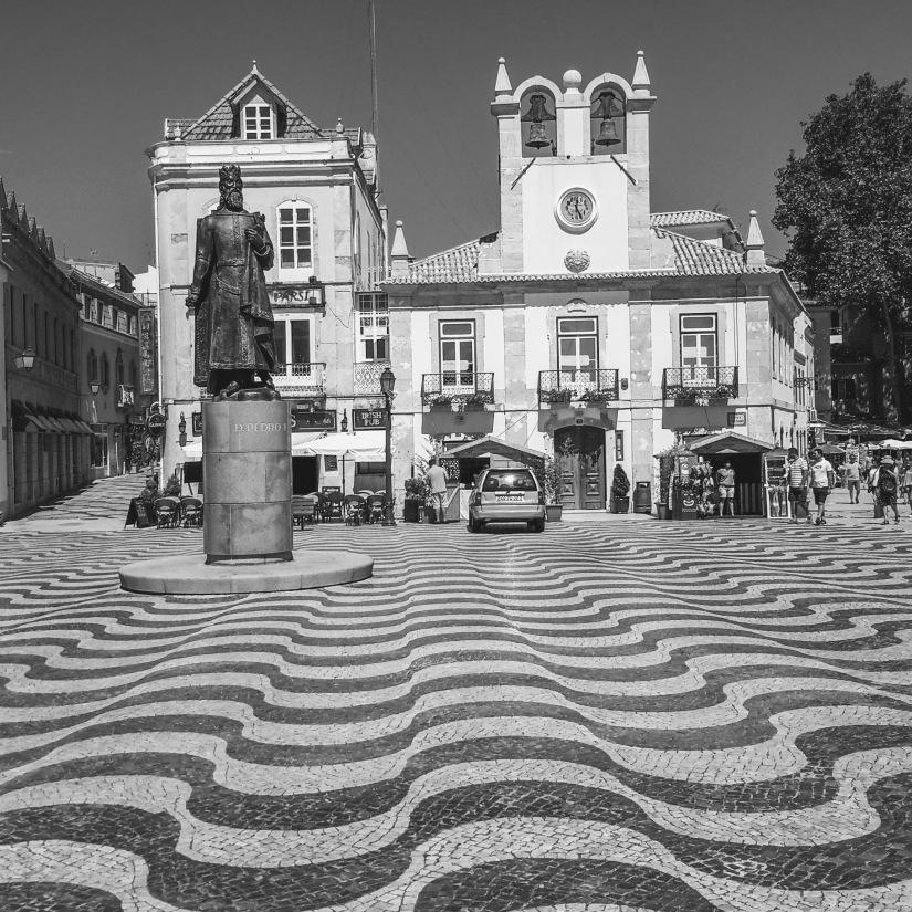 Outside of Lisbon City