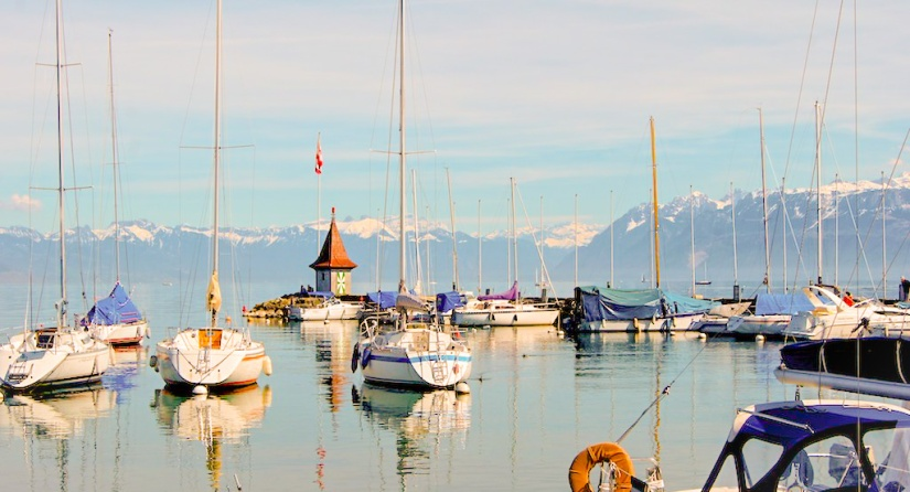 Port of Morges